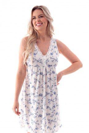 camisola feminina renda com abertura funcional botao no decote ohzen 4