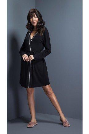 robe feminino com filete renda ohzentr